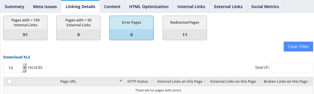 website-audit-error-pages