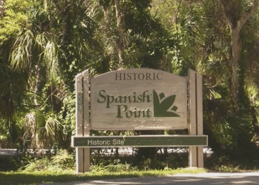 Historic Spanish Point Venice Beach Florida