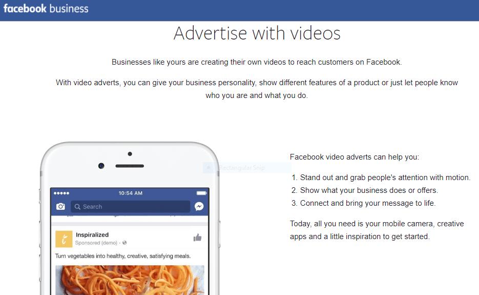 App Marketing Facebook