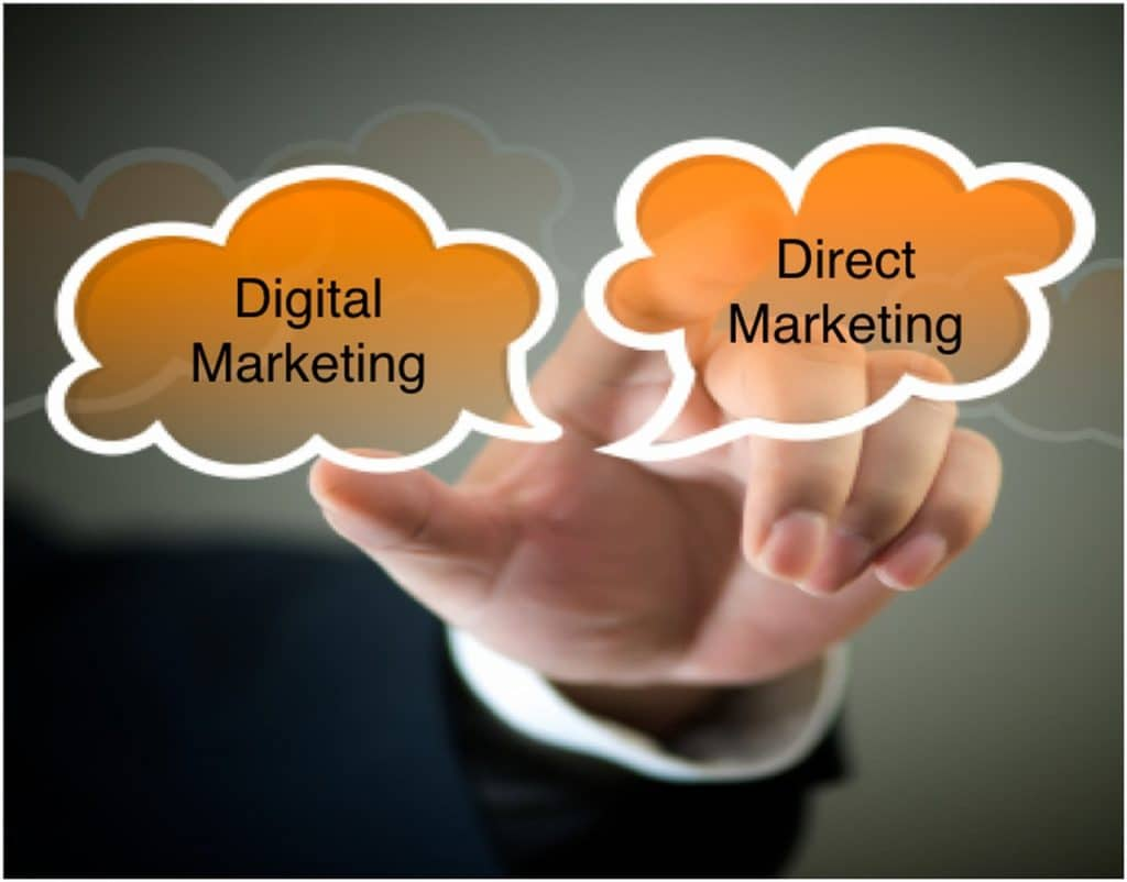 Integrate Direct and Digital Marketing