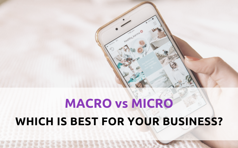 Macro Vs Micro Influencers