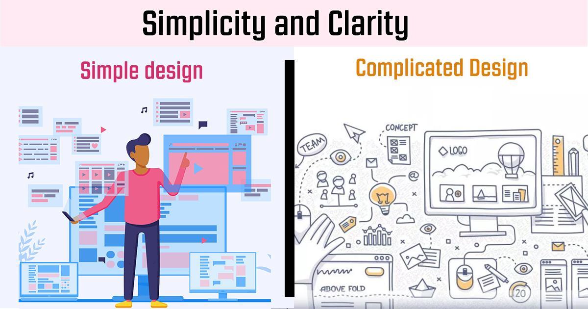Simplicity & Clarity