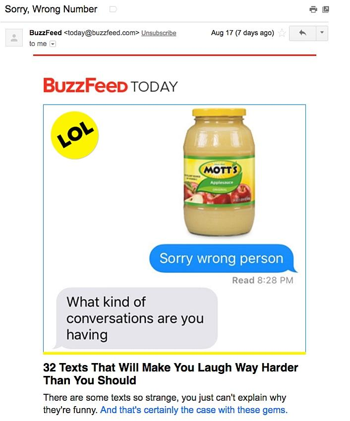 BuzzFeed Today