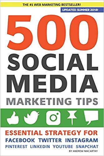 500 Social Media Marketing Tips