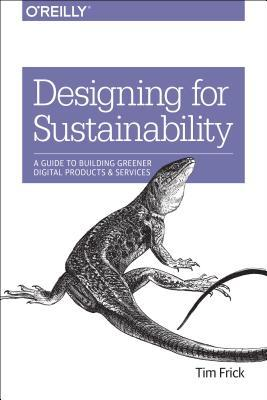 Designing for Sustainability