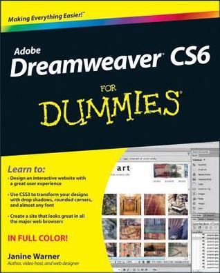 Dreamweaver CS6 For Dummies