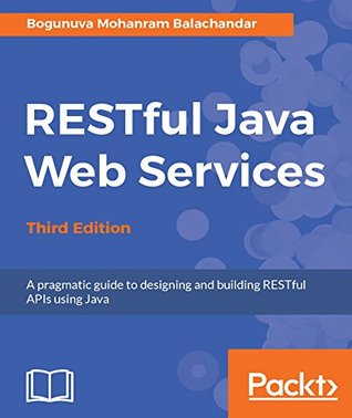 RESTful Java Web Services: A pragmatic guide to designing and building RESTful APIs using Java