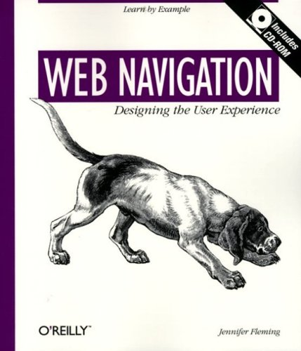 Web Navigation: Designing the User Experience