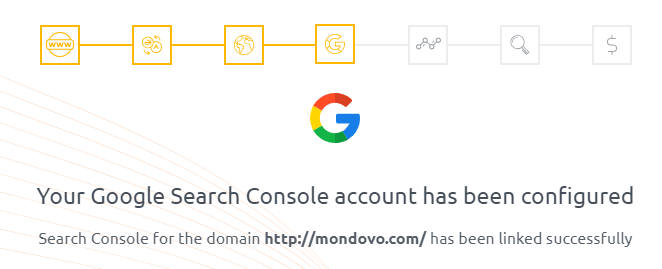 Track Search Engine Rankings - Mondovo Rank Tracker