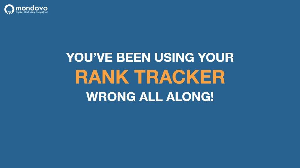 Rank Tracker FAQ Video Image